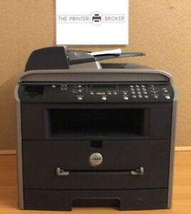 Mfp1600n Dell 1600n Mfp Mono Multifunction Laser Printer Ebay