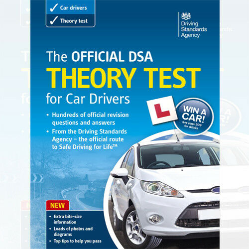 1 of 1 - The Official DSA Theory Test for Car Drivers Book 2013 edition NEW BRAND UK