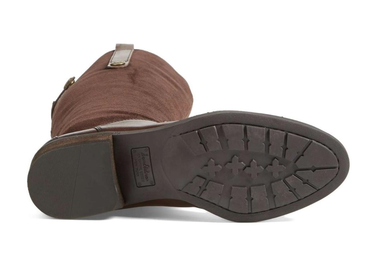 Sam Edelman Pembrooke Pembrooke Pembrooke Suede Leather démarrage marron femmes Sz 10 M 5610  c0f18e