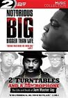 Notorious Big 2 Turntables and a Micr 0014381711226 DVD Region 1
