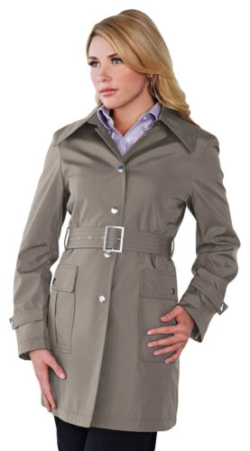 Tri Hood Off Winter Trench Resistant Water Lb9013 mountain Coat Women's Button 7pZF7rq