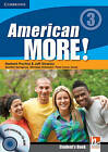 American More! Level 3 Student's Book with CD-ROM by Christian Holzmann, Jeff Stranks, Gunter Gerngross, Herbert Puchta, Peter Lewis-Jones (Mixed media product, 2010)