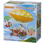 Sylvanian Families Airship in the Sky Adventure Set Epoch Japan import NEW