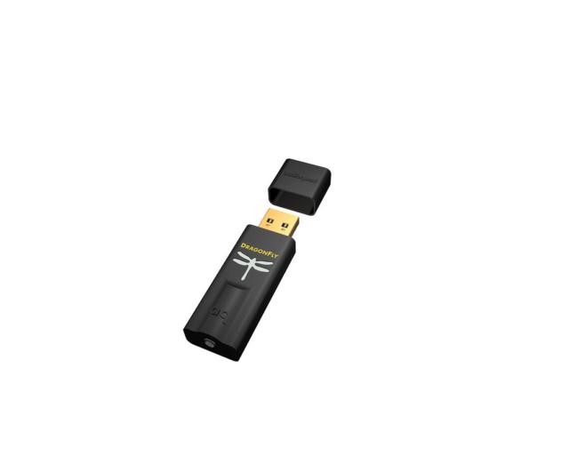 Audioquest Dragon Fly Black USB DAC Mobile Compatible (Black)