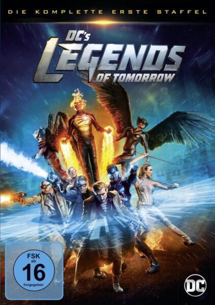 Legends Of Tomorrow Staffel 4 Start In Deutschland