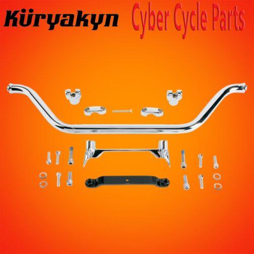Kuryakyn Chrome Adjustable Mustache Bar For /'84-03 HD Sportsters 7869