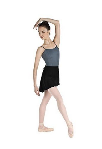 Body Wrappers 990X Black Women/'s Extra Large Tapered Pull-On Mock Wrap Skirt
