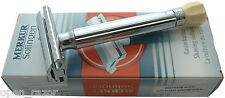 Merkur Progress Long Handle Adjustable Safety Razor
