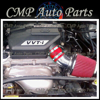 00-05 Toyota RAV4 2.0//2.4 L4 RAM AIR INTAKE KIT RED FILTER