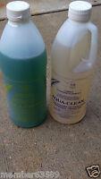 1 Shampoo 1 Deodorizer Air Freshener For Rainbow Rexair Thermax