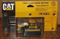 Caterpillar Challenger 65 Tractor 1989 Farm Show Edition Ertl 2415 1/64