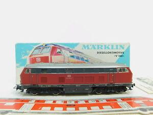 Be795-1-Marklin-h0-ac-diesellok-216-025-7-DB-3075-muy-bien-embalaje-original