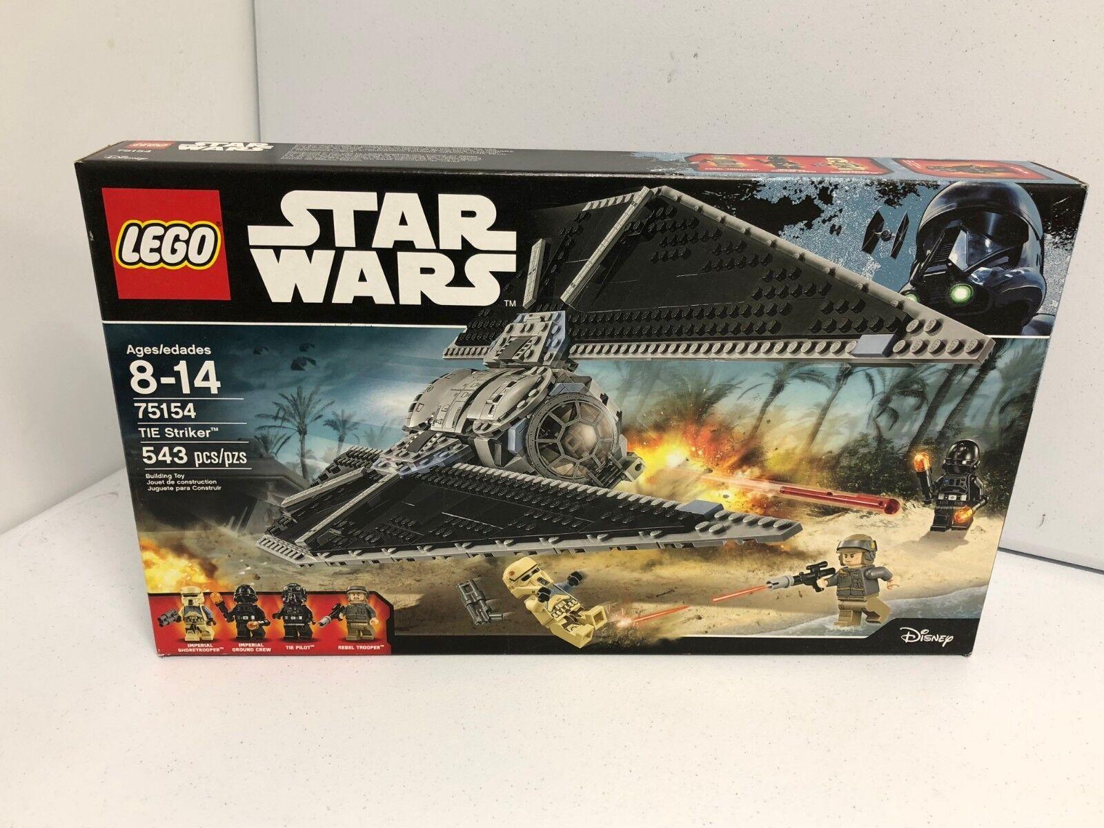 Lego 75154 TIE Striker 4 figures New Sealed RetiROT HTF imperial shore trooper