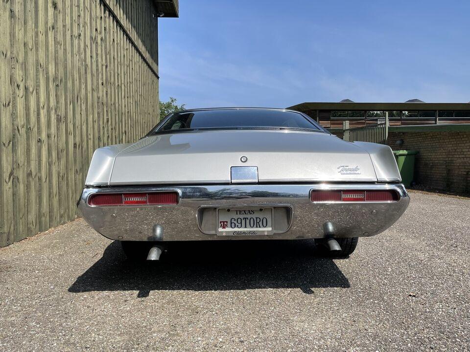 Oldsmobile Toronado, 7,5 Coupé aut., Benzin
