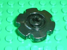 4 x NEW LEGO TECHNIC DRIVE TREAD SPROCKET WHEEL SMALL 4662228 BLACK