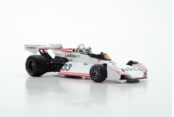 Brabham BT44B - Lella Lombardi - Austrian GP 1976  33 - Spark