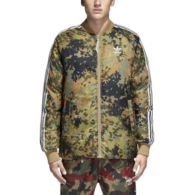 adidas X Pharrel Williams SST Winter Jacket HU Hiking Camo Cy7867 (sz Large)