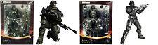 Square Enix Halo Reach Play Arts Kai Series 1 Action Figure Noble Six & Jun MISB
