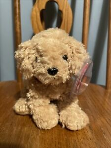 Ty Beanie Baby Dooley The Retriever Dog Puppy Mint With Mint Tags