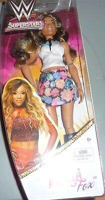 WWE Mattel Superstar Fashions 12 Inch Doll Wrestling Girls Toy LOOSE NATALYA