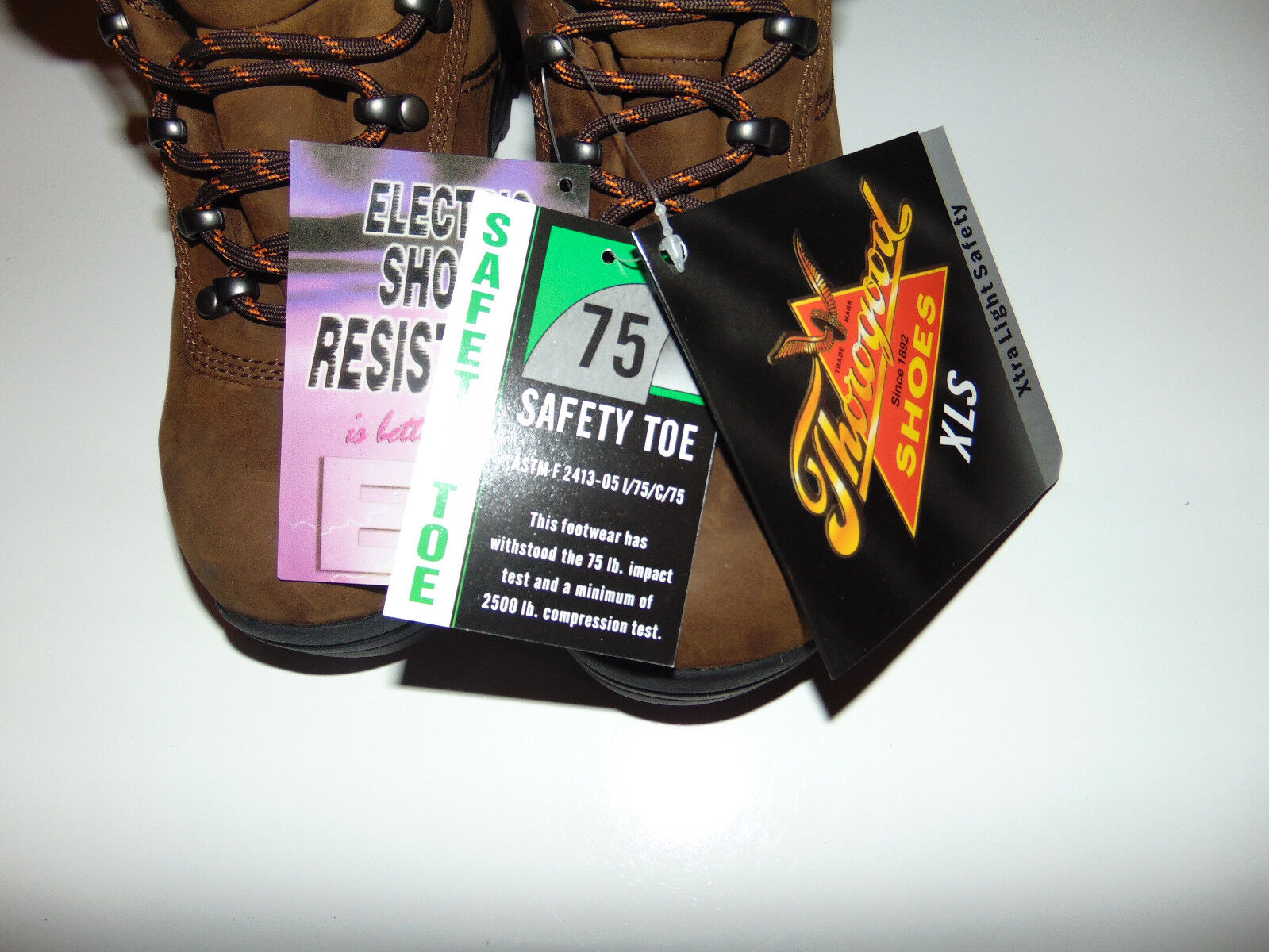 NEW Womens THgoldGOOD  804-4800 Brown Brown Brown Leather Sport Hiker Boots ALL SIZES 5887fe