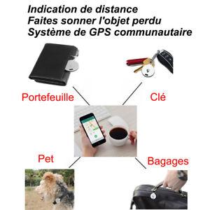 Module Bluetooth GPS Anti-Perte Alarme TrackR Bravo Argent