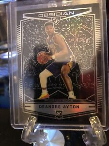 Deandre-Ayton-2018-19-Chronicles-Obsidian-Preview-RC-Rookie-Suns-Star-RC-Silver