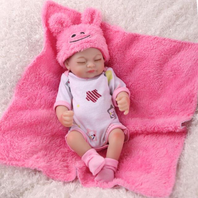 Preemie Full Silicone Reborn Baby Dolls