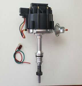 Ford 5 0l 302 Efi Fuel Injection To Carb Conversion Black Hei Distributor Sbf Ebay