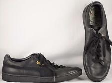 Men's Puma Basket Black Synthetic Leather/Suede Sneakers US 13 UK 12 EUR 47