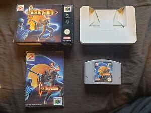 Castlevania Nintendo 64 juego N64