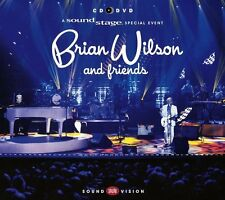 BRIAN WILSON of THE BEACH BOYS New 2017 LIVE LAS VEGAS CONCERT DVD & CD SET