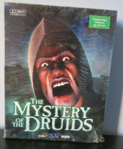 PC-Game-CD-Rom-THE-MYSTERY-OF-THE-DRUIDS-Big-Box-Dutch-English