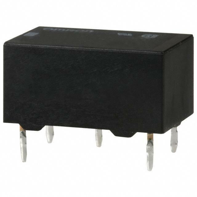 G6E-134P-US-24DC Relay electromagnetic SPDT Ucoil24VDC 0.4A/125VAC OMRON