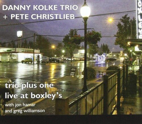 Danny Kolke Trio & C - Trio Plus One: Live at Boxley's [New CD]