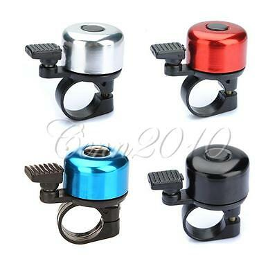 Metal + Plastic Ring Handlebar Bell Horn Alarm Loud Sound Bike Bicycle Cycling