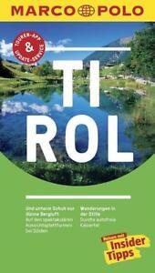 Marco-Polo-Guide-touristique-Tyrol-d-039-Andreas-Lexer-2016-livre-de-poche