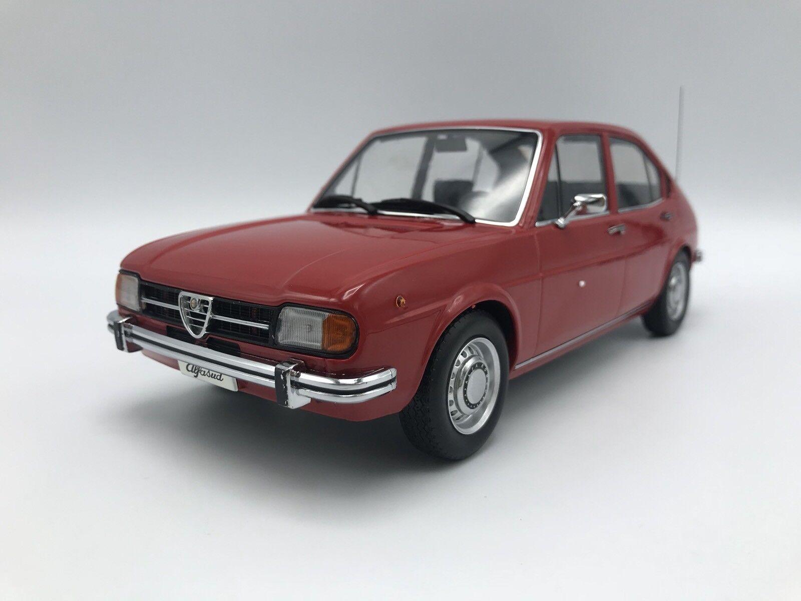 Noël, envoie de la joie Alfa Romeo Alfasud Alfasud Alfasud 1974-Rouge 1:18 KK-Scale >> NEUF << | La Réputation D'abord  aac123