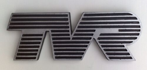 TVR Wall Plaque//sign//logo//Tuscan
