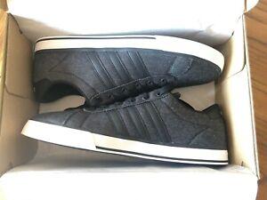 Adidas-Neo-SE-DAILY-VULC-Casual-Lifestyle-Skateboard-Men-039-s-Shoe-Size-12