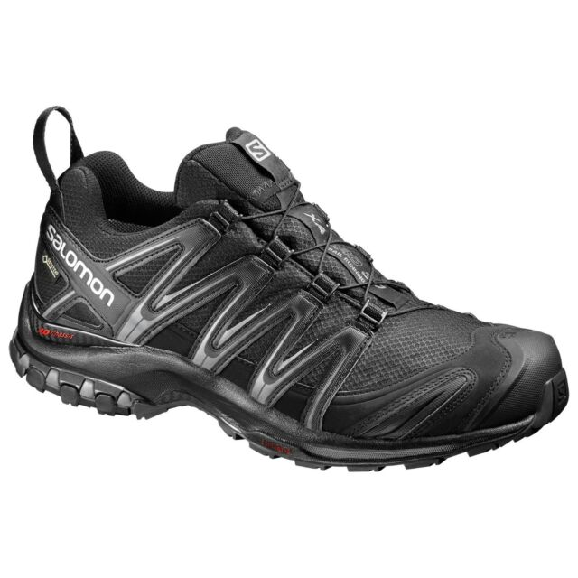 Running Shoes Mountain Trail salomon Xa pro 3D GTX Black Magnet