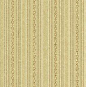 Tapete Designtapete Schimmer Streifen Bordure Creme Gold