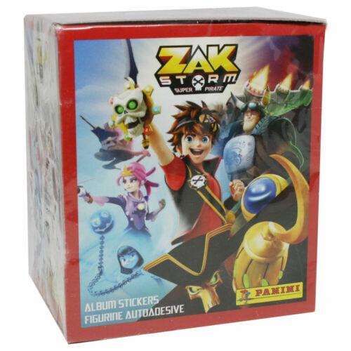Zak Storm Super Pirate Sammel Sticker 5 Panini