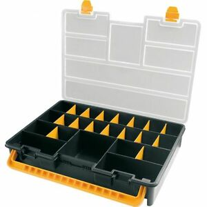 cassetta portaminuteria portautensili in plastica pvc art.3600