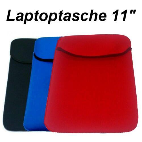 2in1 Laptoptasche Notebooktasche Wendetasche Schoner Softcase Neopren 11 Zoll