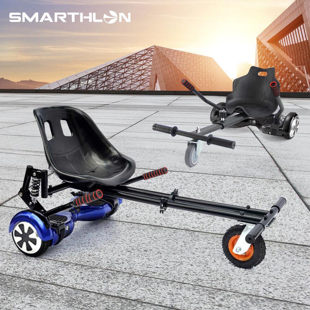 Hovercart Hoverkart Für E-Scooter Self Balance Board Sitz Go Cart Hoverseat DHL  | Verschiedene Stile und Stile