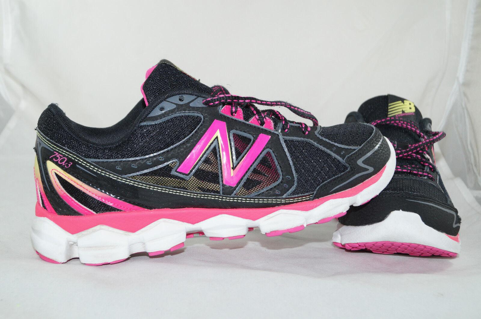 New Balance 750 v3 GR: 40 - 39 Rosa Schwarz Jogging Laufschuhe