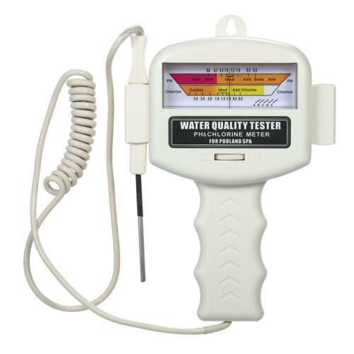Piscine qualité de l/'eau Testeur Digital PH Chlore Stylo Meter Détecteur