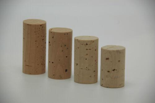 100 Stück Steril Korken 42 x 24 mm 1 ANGEBOT Weinkorken Klasse VERSANDFREI