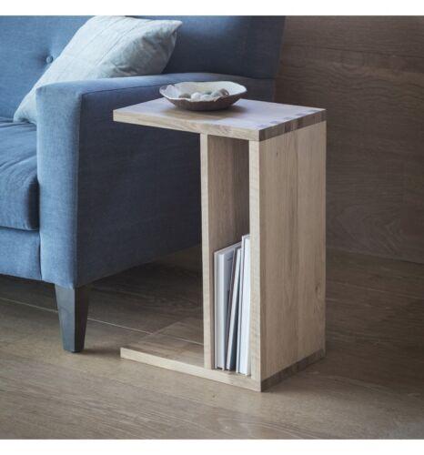 Frank Hudson Gallery Direct Kielder Oak Supper End Table